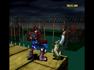 Screenshot Thumbnail / Media File 1 for Bloody Roar 2 [U]